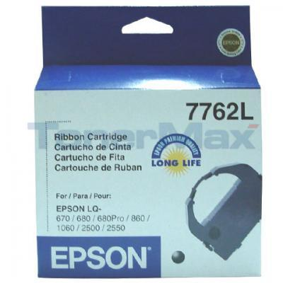 EPSON LQ-2550 RIBBON FABRIC BLACK 3M